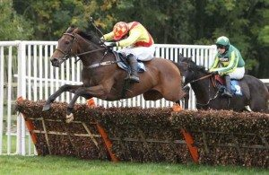 Jeu De Roseau jumps the last